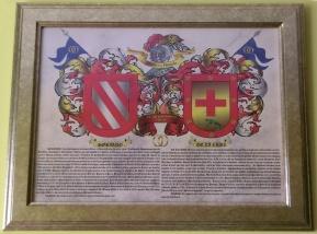 marco pergamino heraldica A3
